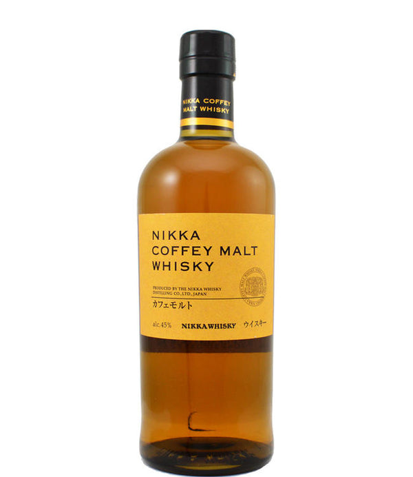Nikka Coffey Malt Whiskey - Available at Wooden Cork