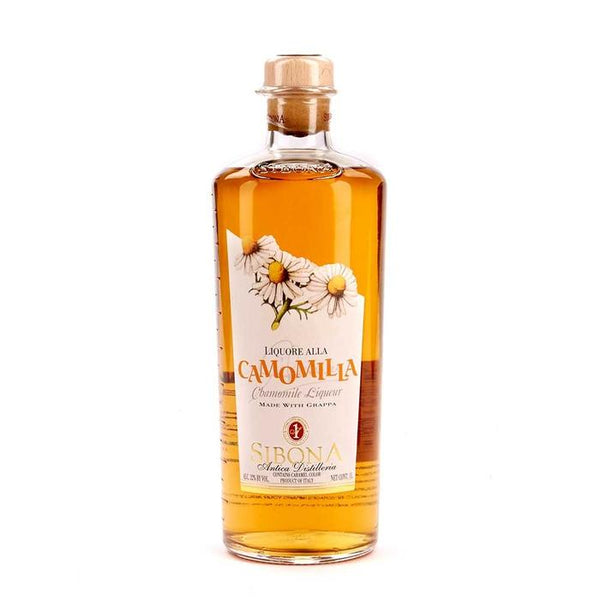 Sibona Camomile Liqueur - Available at Wooden Cork