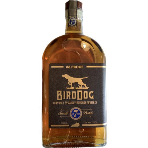 Bird Dog 7 Year Old Small Batch Bourbon Whiskey - Available at Wooden Cork