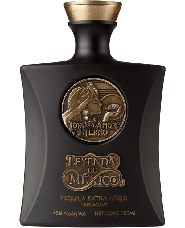 Leyenda De Mexico Tequila Extra Anejo 9 yrs - Available at Wooden Cork