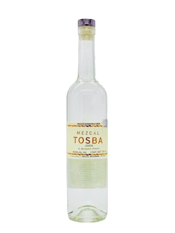 Tosba Cenizo Mezcal - Available at Wooden Cork
