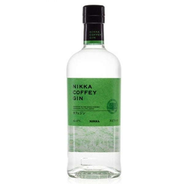 Nikka Coffey Gin - Available at Wooden Cork