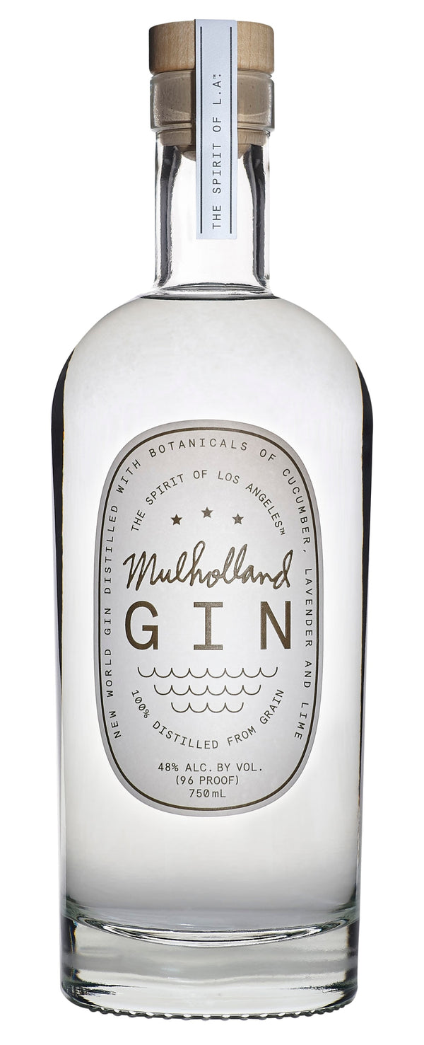 Mulholland New World Gin - Available at Wooden Cork