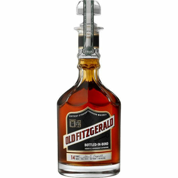 Old Fitzgerald 14 Year Old Bottled in Bond Kentucky Straight Bourbon Whiskey Fall 2020 750ml - Available at Wooden Cork