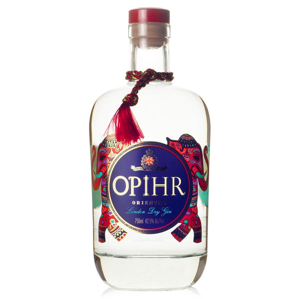 Opihr Oriental Spiced London Dry Gin - Available at Wooden Cork