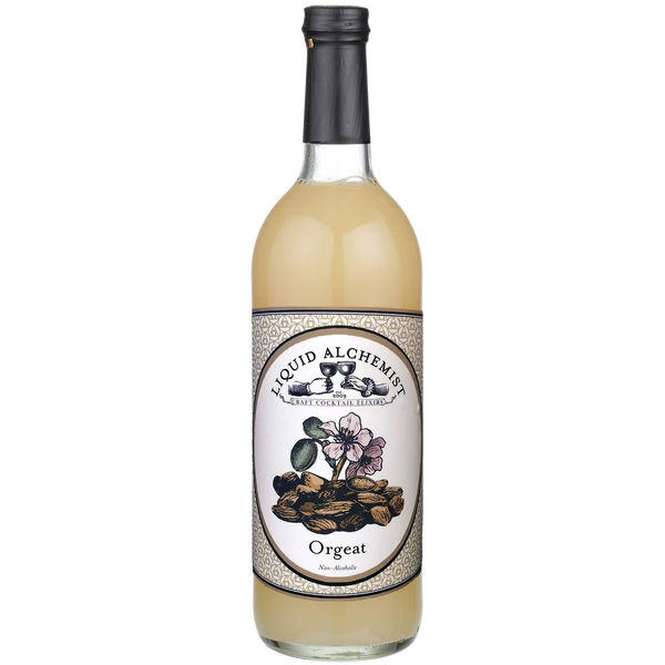 Liquid Alchemist Orgeat Syrup - 750ml - Available at Wooden Cork