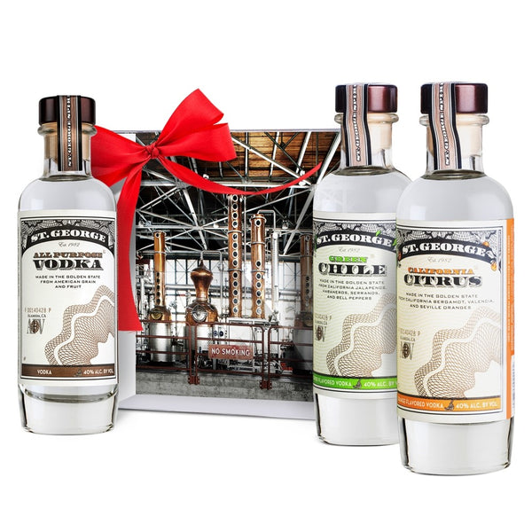 St. George Spirits Vodka Gift Set - Available at Wooden Cork