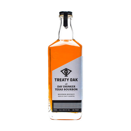 Treaty Oak Day Drinker Texas Bourbon - Available at Wooden Cork