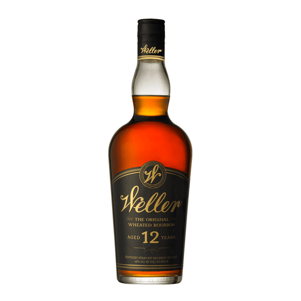 W. L. Weller Bourbon 12 Year 1L - Available at Wooden Cork