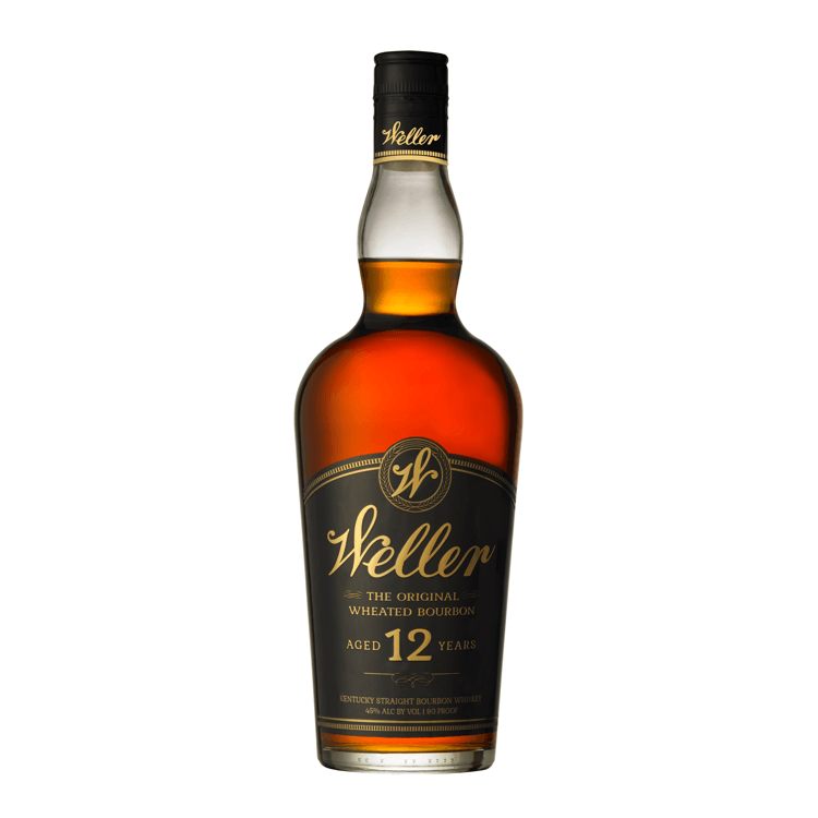 W. L. Weller Bourbon 12 Year - Available at Wooden Cork