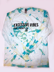 Tie Dye Long Sleeve - Summer Daze
