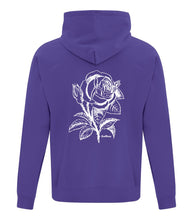 Load image into Gallery viewer, Excessive Vibes Hoodie - Purple