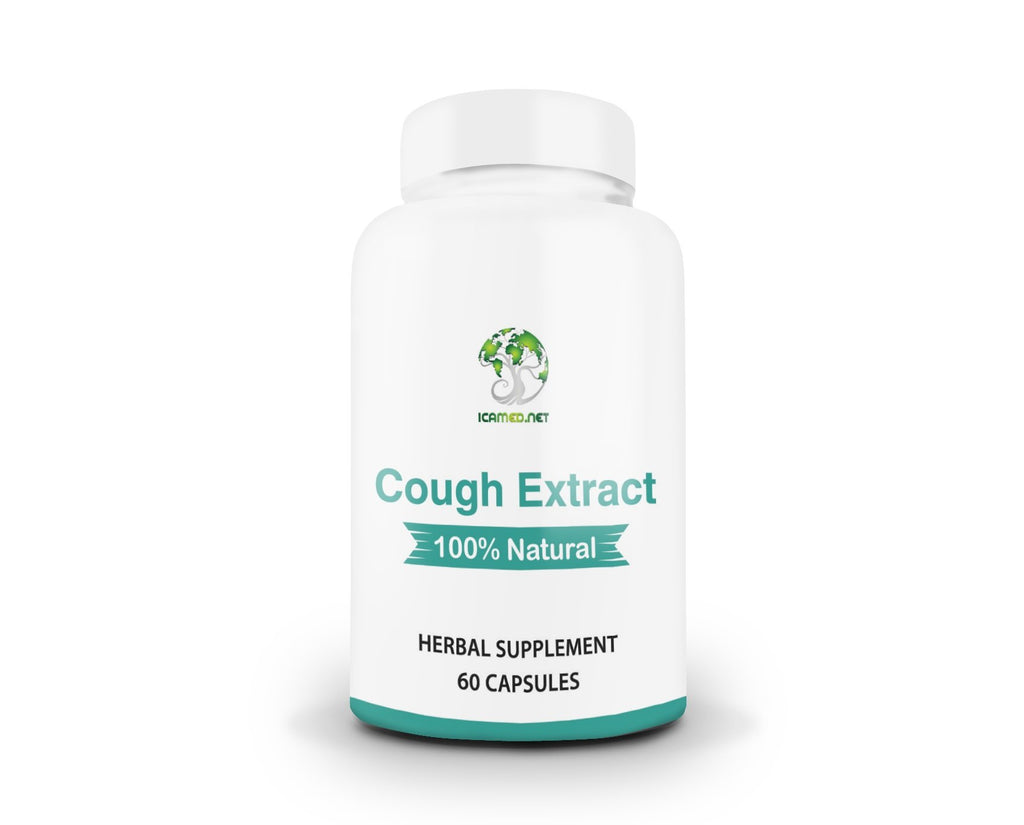 COUGH EXTRACT-Natural Remedy For Stubborn Cough