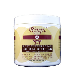 Rinju 3 in 1 Cocoa Body Butter Creme