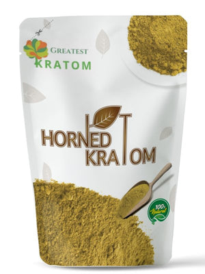 HORNED KRATOM POWDER