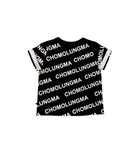 'Chomolungma' T-shirt - BULB LONDON
