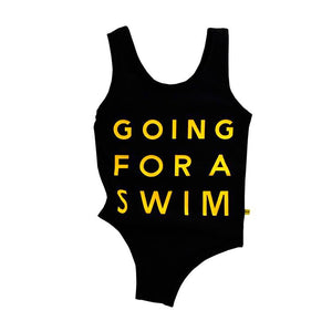 'Going For a Swim' Swimsuit
