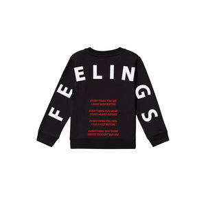 'FEELINGS' SWEATSHIRT - BULB LONDON