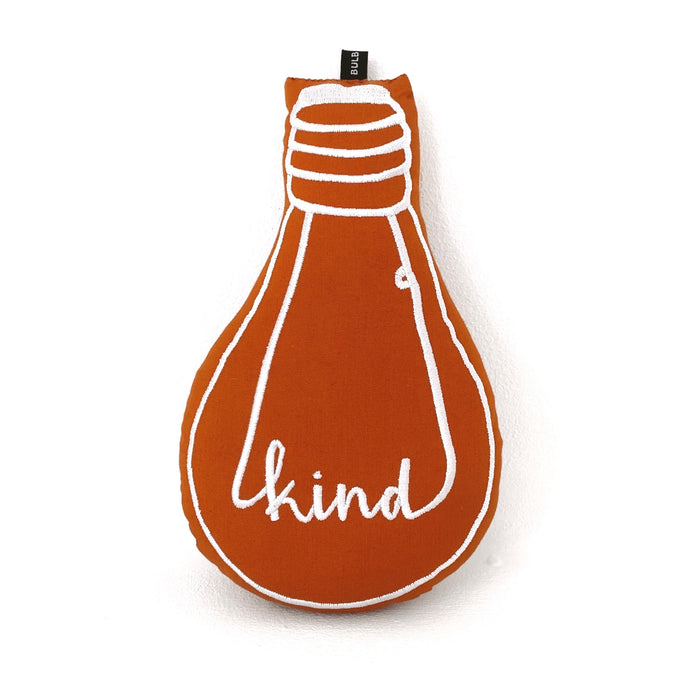 'kind' bulb cushion - BULB LONDON