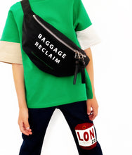 Load image into Gallery viewer, 'Baggage Reclaim' Waist Bag