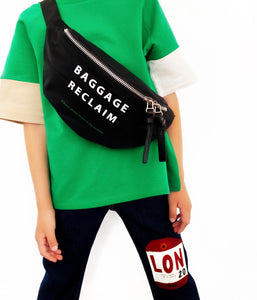 'Baggage Reclaim' Waist Bag