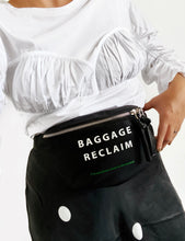 Load image into Gallery viewer, 'BAGGAGE RECLAIM' BUM BAG