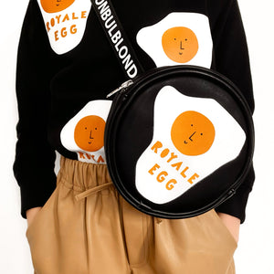 'Royale Egg' Allover Print Sweatshirt
