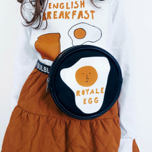 Load image into Gallery viewer, 'English Breakfast' White T-shirt