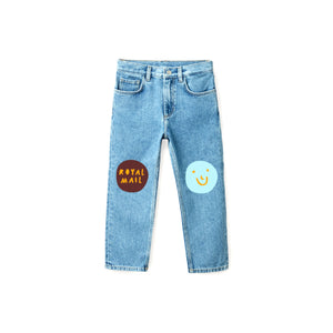 'Royal Mail' Denim Jeans