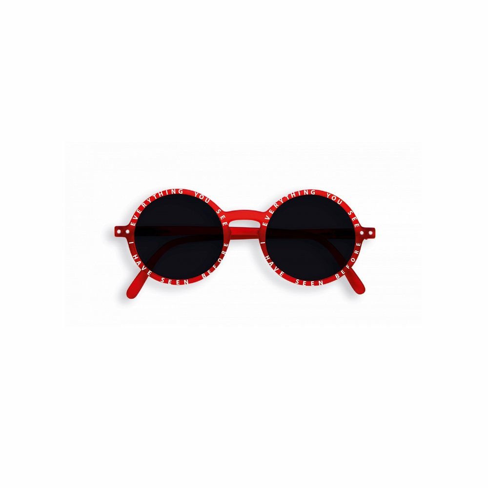 'What Do You See?' Sunglasses - BULB LONDON