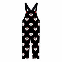 Load image into Gallery viewer, 'Hearts' Dungarees - BULB LONDON