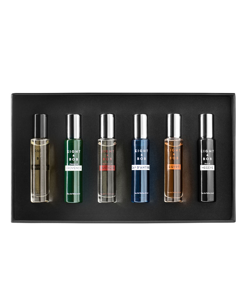 Iconic Fragrance Collection – 6 x 20 ml