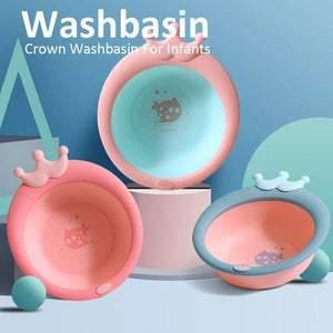 3 Pack Baby Multi-Purpose Folding Wash Basin