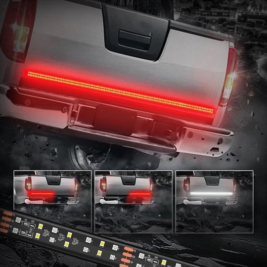 REDLINE LED TAILGATE LIGHT BAR🔥LAST DAY PROMOTION