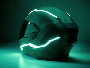 LED Cold Light Helmet Lighting Kits