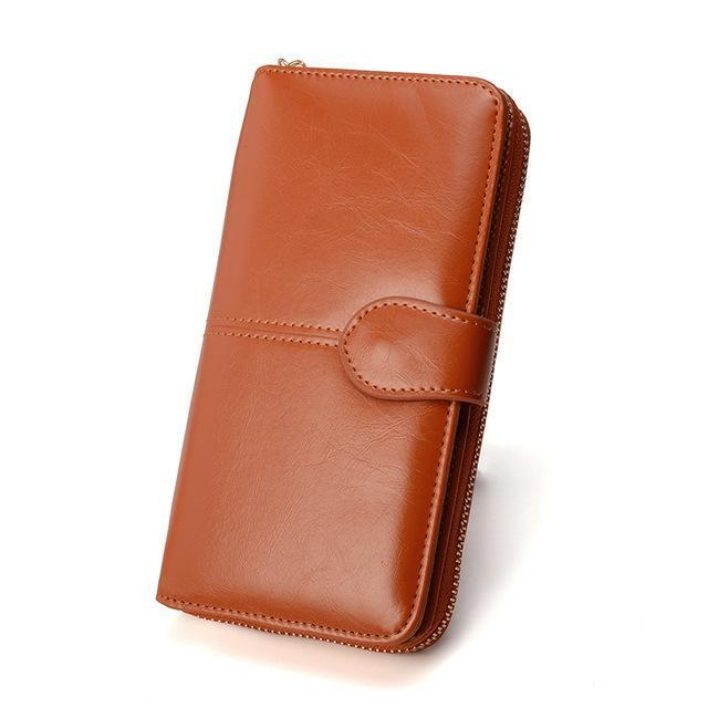 SOUTUER Leather Wallet S018