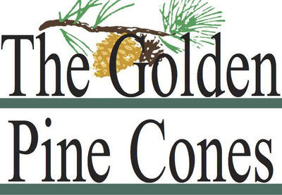 Foxy Loves: The Golden Pine Cones