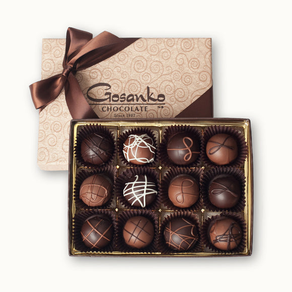 Special Edition Truffle Box of 12