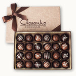 Very-Berry Truffle Box of 24