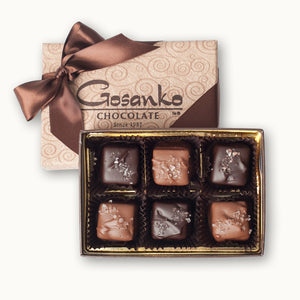 Salted Caramel Box of 6