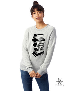 Book Stack Champ Sweatshirt