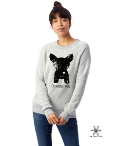 Chihuahua Mom Champ Sweatshirt