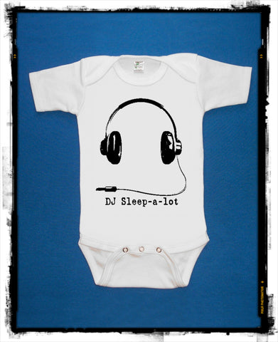 DJ Sleep-a-lot Bodysuit