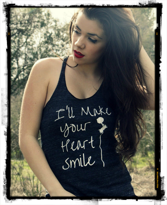 I'll Make your Heart Smile Tank