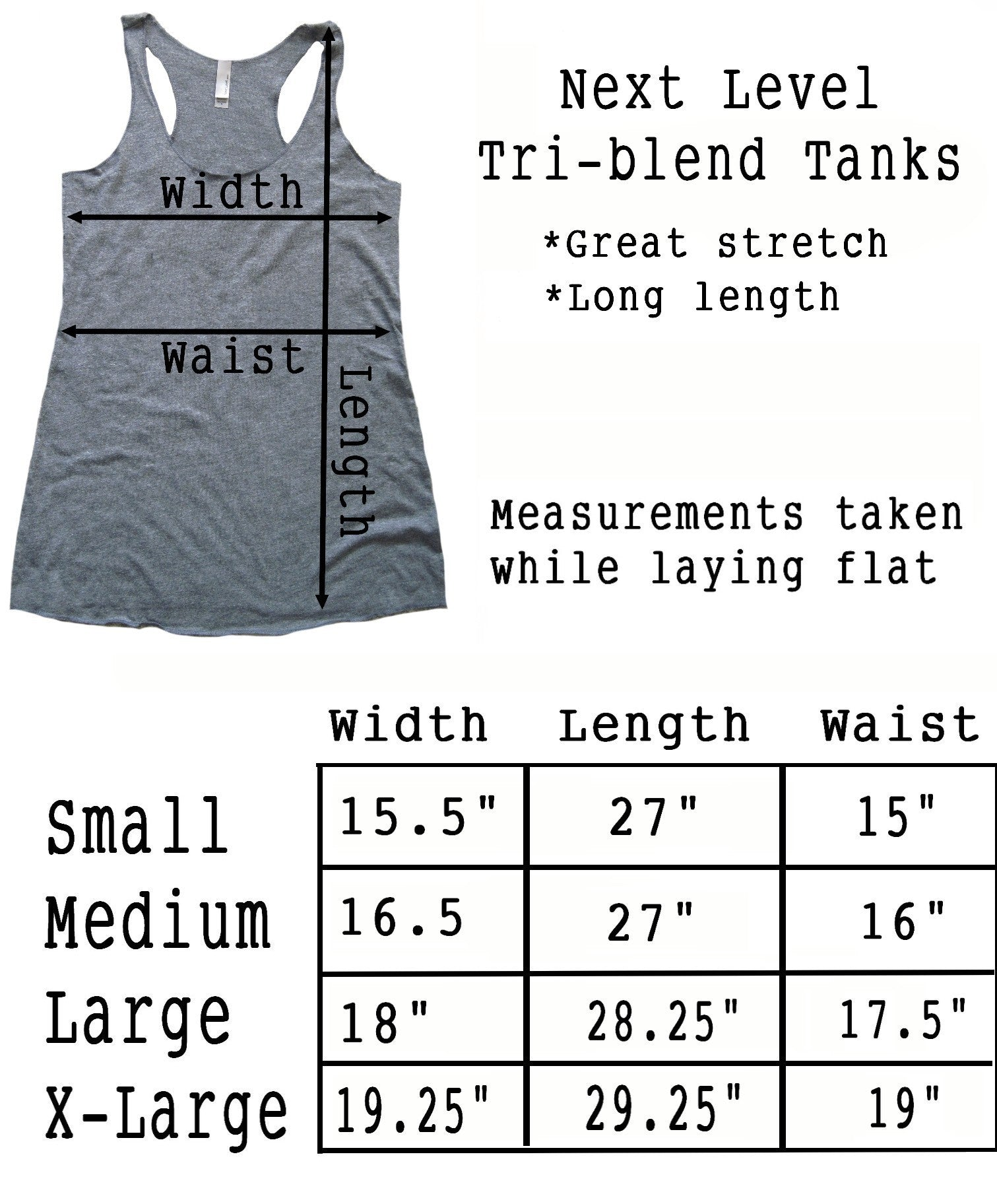 Buddha Quote Next Level Tank – Little Atoms Clothing