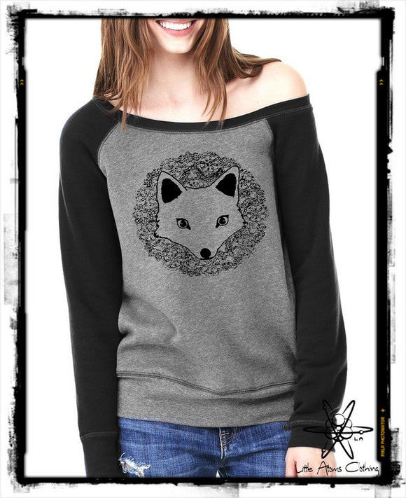 FOX Wideneck Sweatshirt