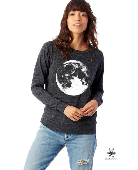 Full Moon shirt Pullover
