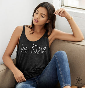Be Kind Slouchy Tank Top