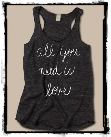 All You Need is LOVE Tank