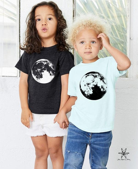 Full Moon Toddler Tee